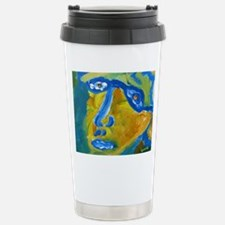 Lion Eyes Stainless Steel Travel Mug