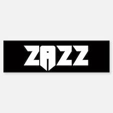 ZAZZ 2.0 Bumper Bumper Bumper Sticker