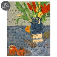 Flowers and Vase Puzzle