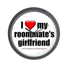 &Quot;I Love My Roommate's Girlfriend&Quot; Wall C