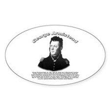 George Armistead Oval Decal