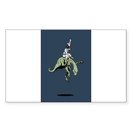 Raptor Rodeo Jesu Sticker