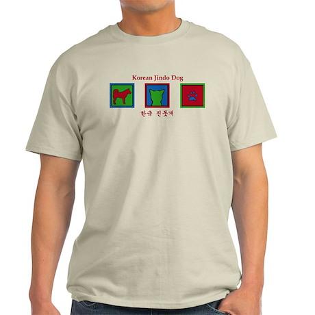 Jindo Boxes Two Light T-Shirt