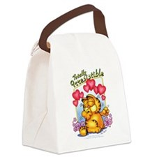 Totally Irresistible! Canvas Lunch Bag