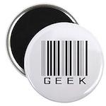 Barcode Geek Magnet