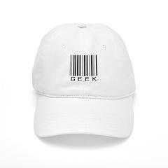 Barcode Geek Baseball Cap