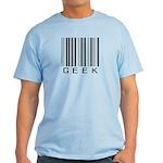 Barcode Geek Light T-Shirt