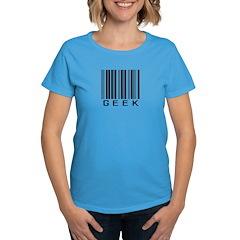 Barcode Geek Tee