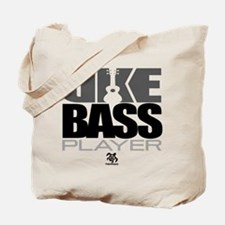 Uke Bass Player Tote Bag