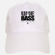Uke Bass Player Baseball Baseball Baseball Cap