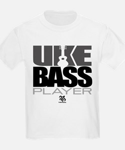 Uke Bass Player T-Shirt