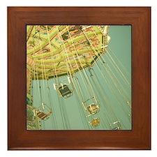 Swingin IV Framed Tile