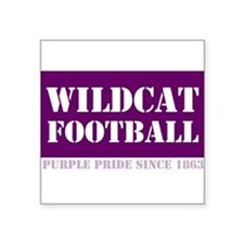 wildcatFootball Sticker