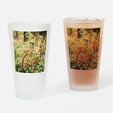 Ole Rusty Drinking Glass