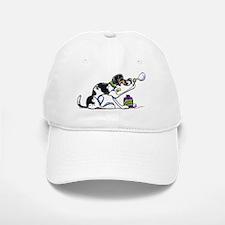 Foxhound Bubbles Baseball Baseball Cap