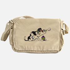 Foxhound Bubbles Messenger Bag