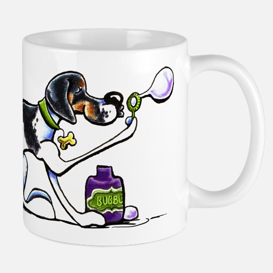 Foxhound Bubbles Mug