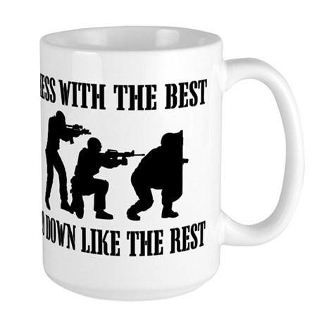 SWAT the Best Mugs