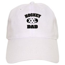Hockey Dad Baseball Cap