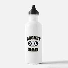 Hockey Dad Water Bottle