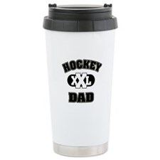 Hockey Dad Thermos Mug