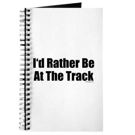 At The Track Journal