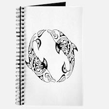 Dolphin Tribal Tattoo Journal