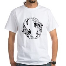 Dolphin Tribal Tattoo Shirt