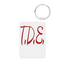 T.D.E. Keychains
