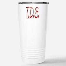 T.D.E. Travel Mug