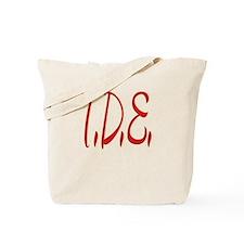 T.D.E. Tote Bag