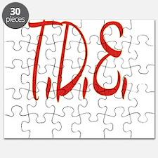 T.D.E. Puzzle