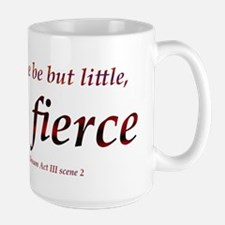 Fierce Shakespeare Mugs
