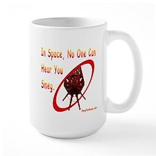 Space Smeg - Small Mugs