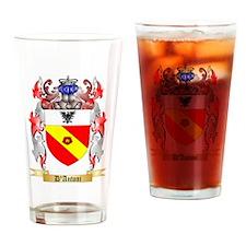D'Antoni Drinking Glass