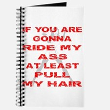At Least Pull My Hair Journal
