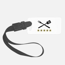 BBQ barbecue Cutlery Luggage Tag