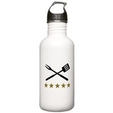 BBQ barbecue Cutlery Water Bottle