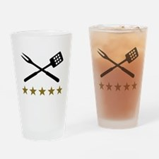 BBQ barbecue Cutlery Drinking Glass