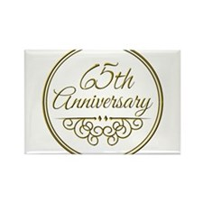 65th Anniversary Magnets