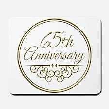 65th Anniversary Mousepad