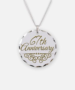 67th Anniversary Necklace