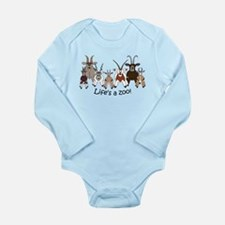 MWC Combo 2 Long Sleeve Infant Bodysuit