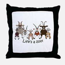 MWC Combo 2 Throw Pillow
