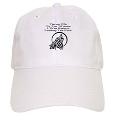 Throw Me To The Wolves Baseball Cap