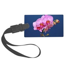 Orchids Luggage Tag