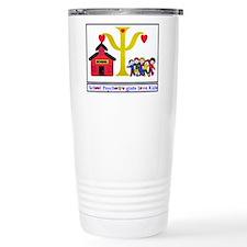 Funny Psychologist Travel Mug