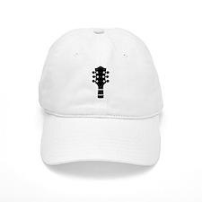 Guitar head Baseball Cap