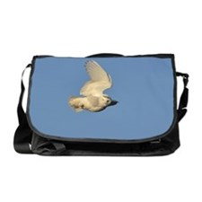 Snowy Landing Messenger Bag
