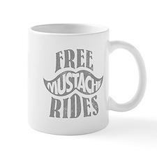 Free mustache rides Mug